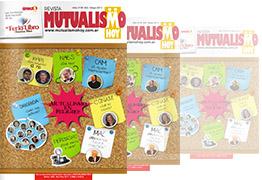 Ya esta disponible la edición Nº 203 de mayo de 2013 de Mutualismo Hoy