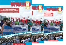 Ya está disponible la edición Nº 205 de Agosto de 2013 de Mutualismo Hoy