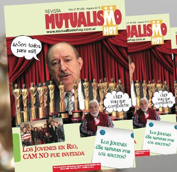 Ya esta disponible la edición 206 de Mutualismo Hoy