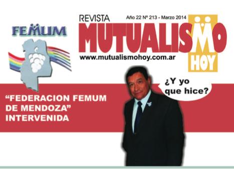 Aqui les dejamos la edición 213 de Mutualismo Hoy